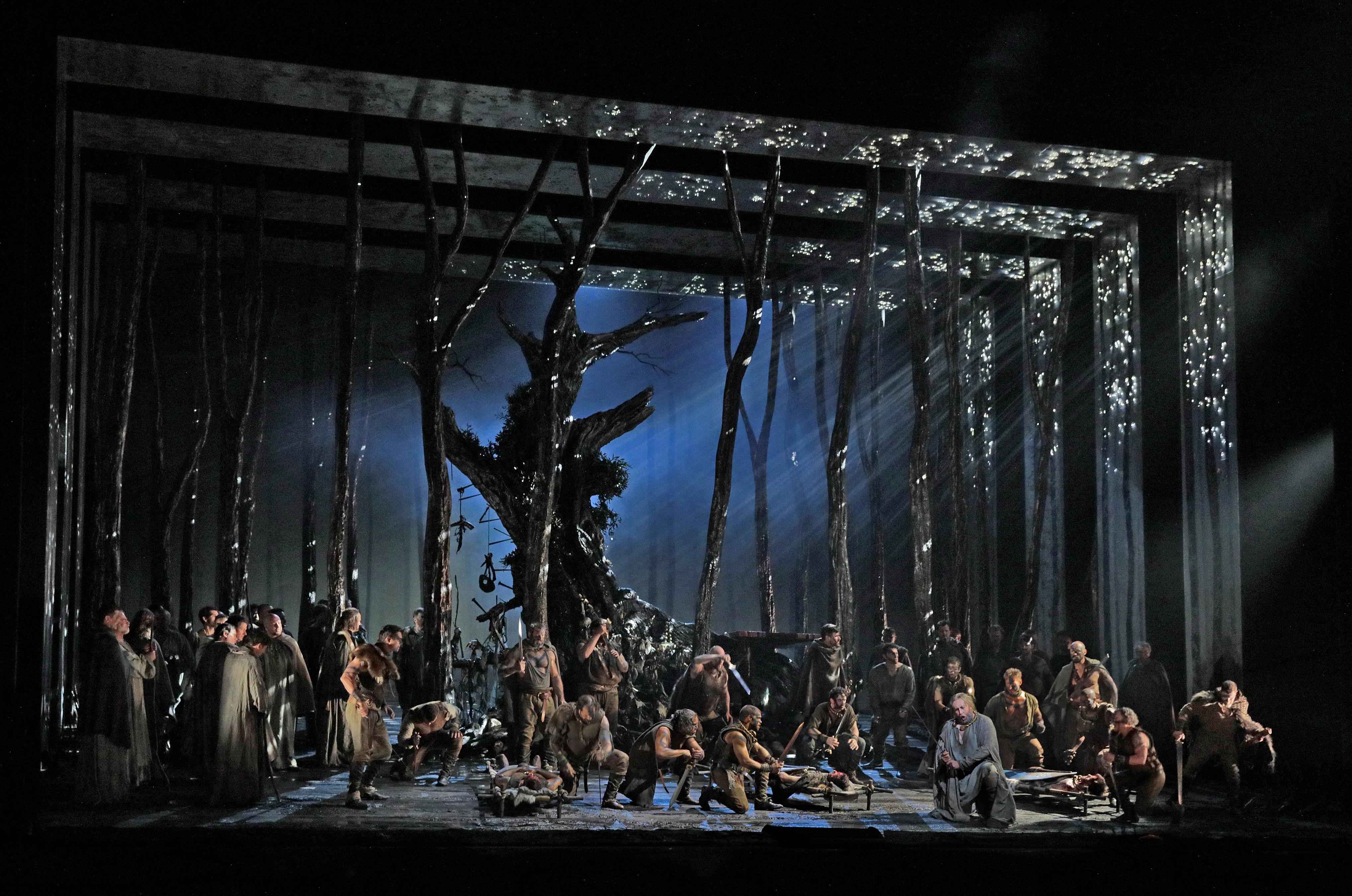 Angela Meade y Jamie Barton, duelo estelar en la Norma del Met
