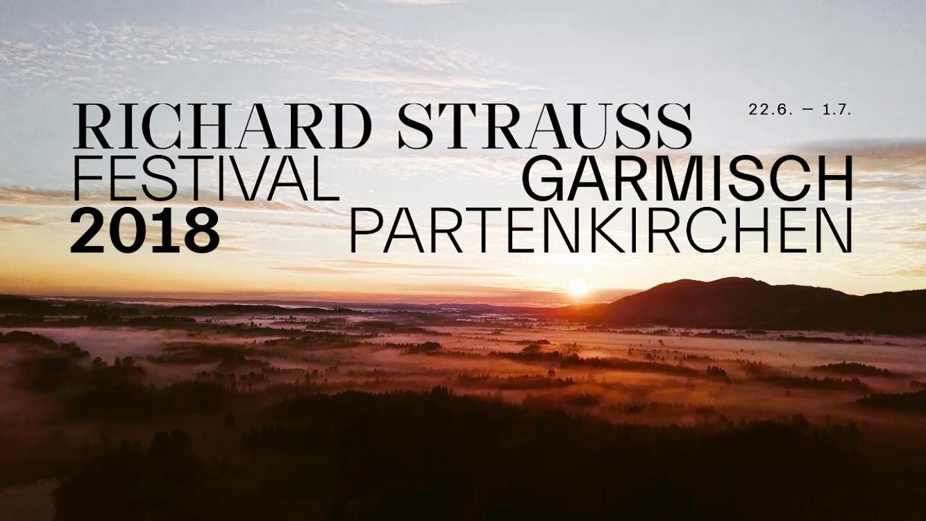 Metamorphoses: le Festival Richard Strauss 2018 essaime dans la région de Garmisch