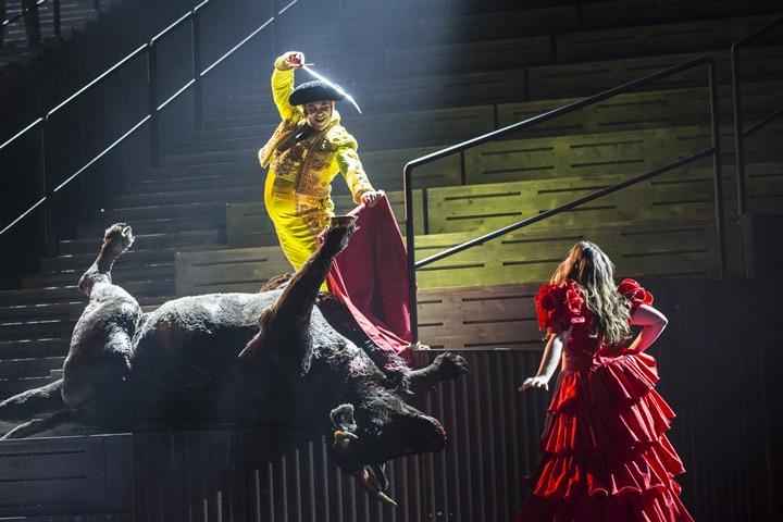 Una nueva (e insufrible) producción de Carmen en la Deutsche Oper