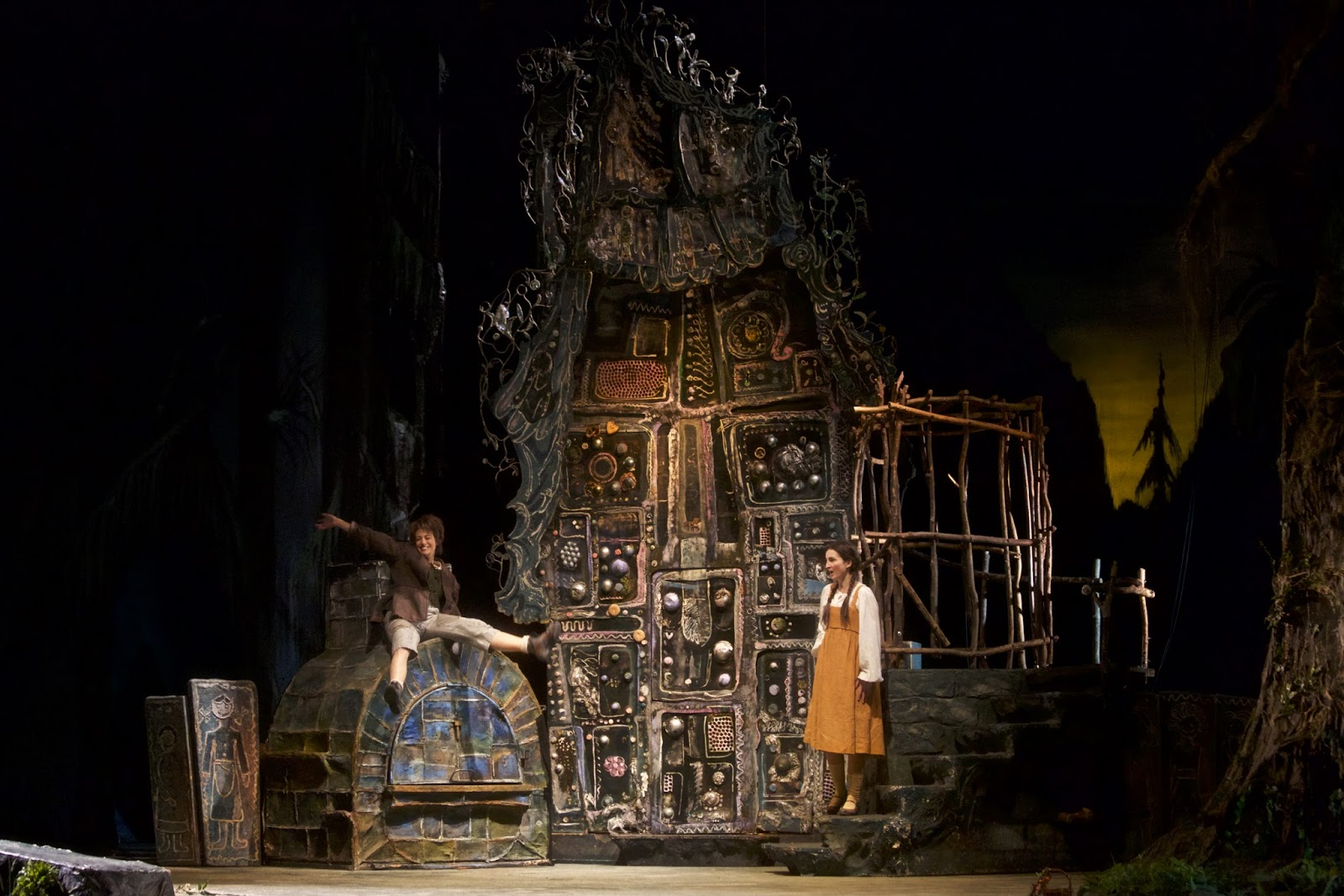 Hänsel und Gretel au Theater-am-Gärtnerplatz