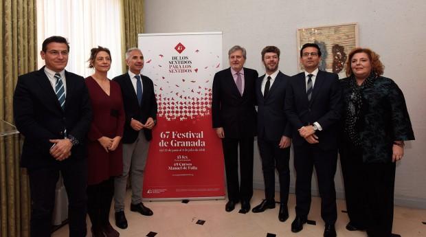 Presentado el programa de la 67 Edición del Festival Internacional de Música de Granada