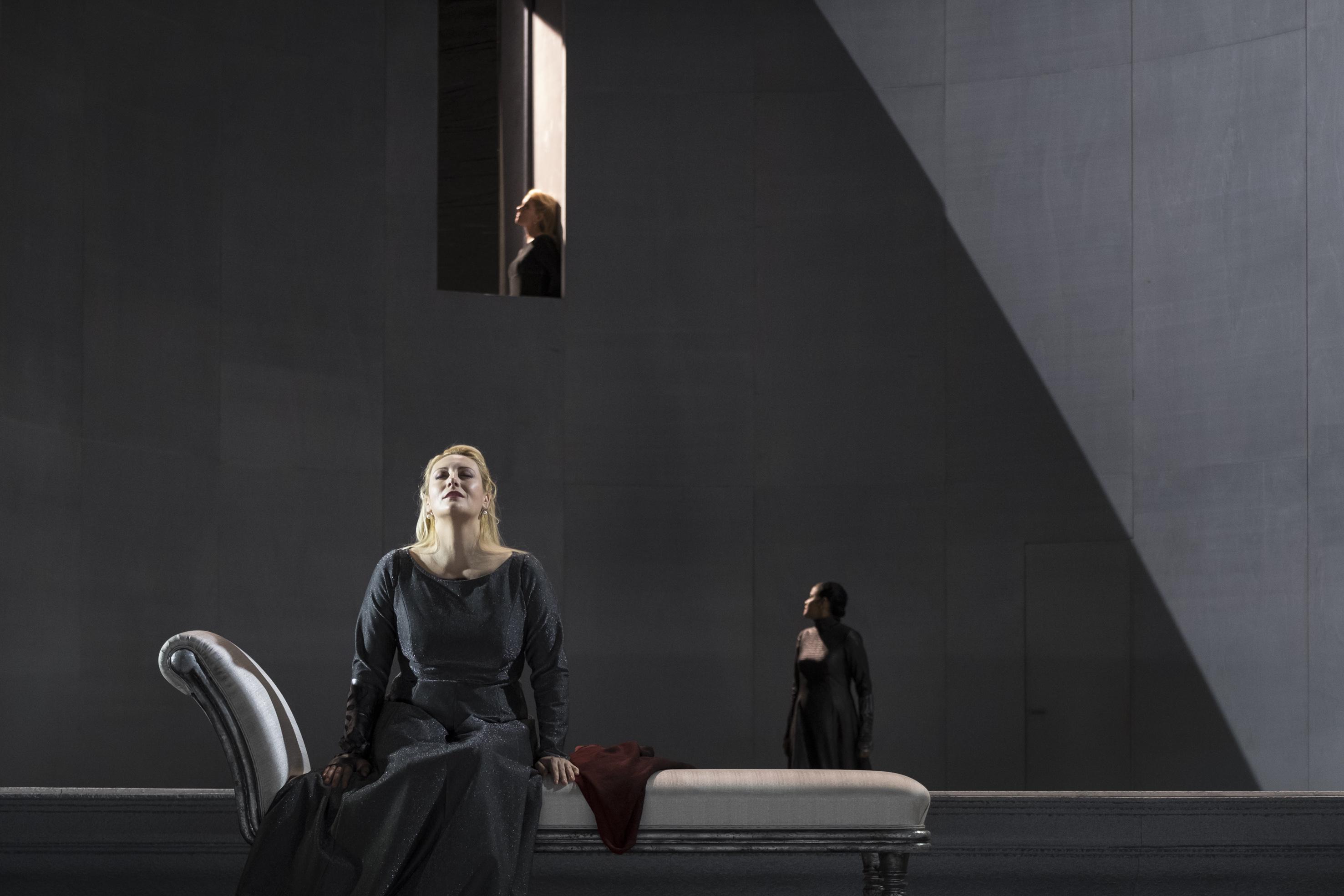 Francesca da Rimini en la Opéra national du Rhin. Foto: Klara Beck