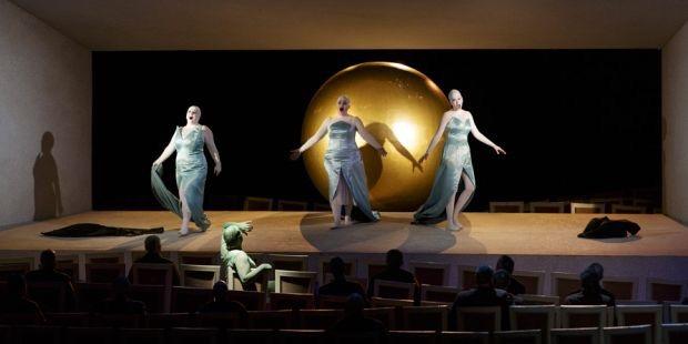 Thielemann comienza con un brillante Oro del Rhin en Dresde