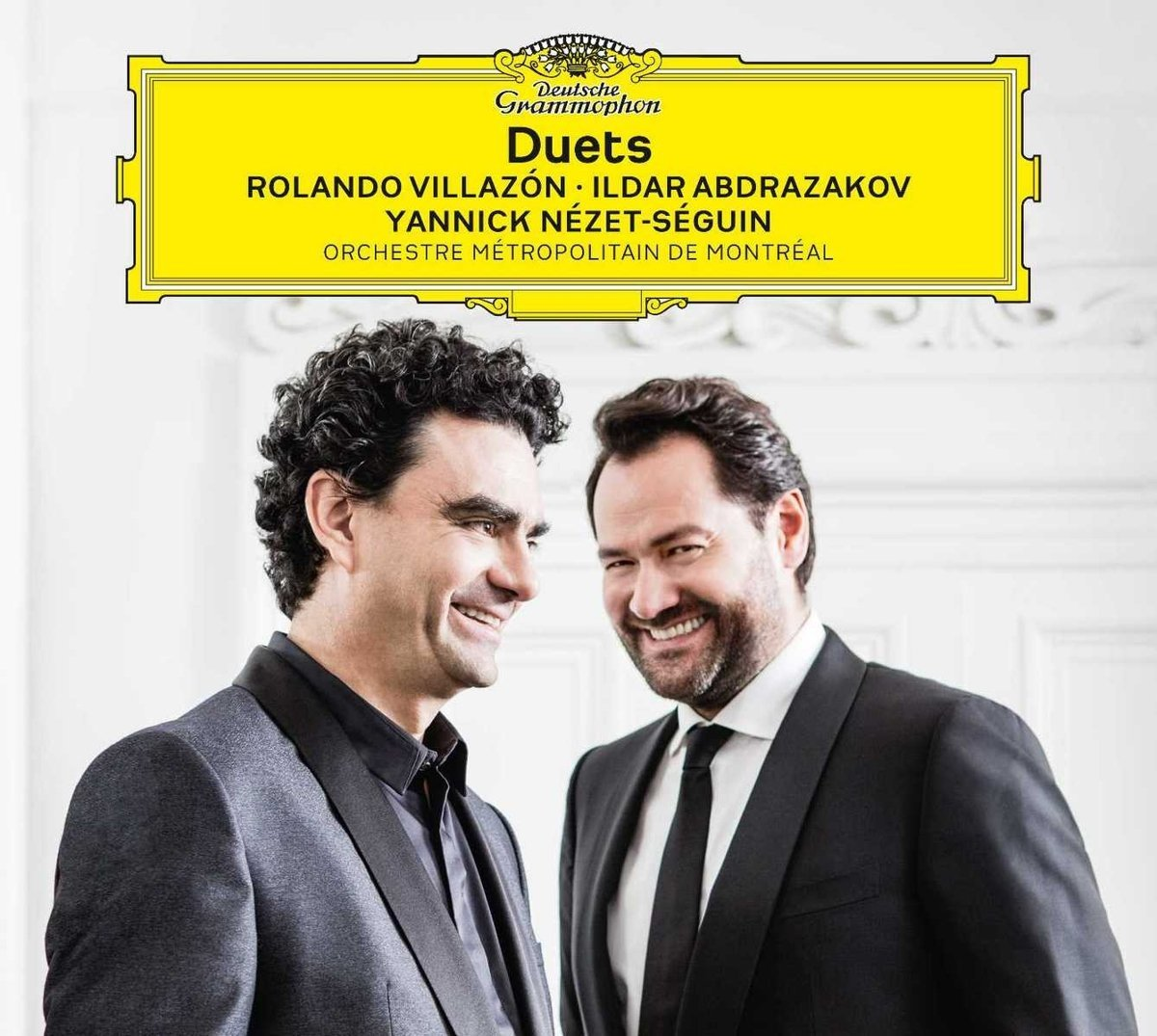 Dúos de ópera de VIllazón y Abdrazakov