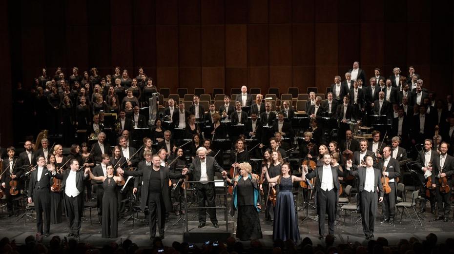 L'Arlesiana de Cilea en la Deutsche Oper. Foto: B. Stöss
