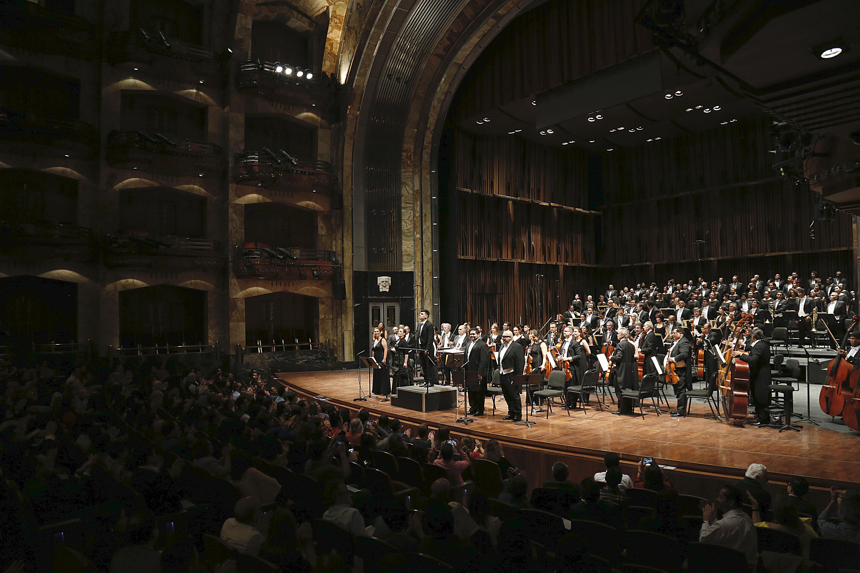Requiem: La fuerza sacra de Verdi en Bellas Artes. Esplende y cautiva