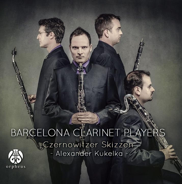 Los Barcelona Clarinet Players esbozan Czernowitz