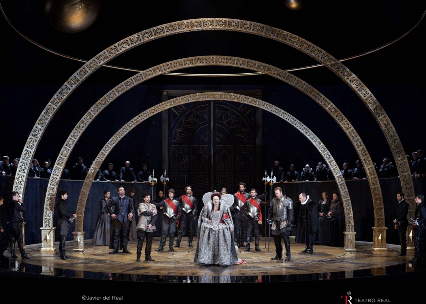 Gloriana de Britten en el Teatro Real