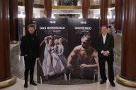 Pablo Heras-Casado (principal director invitado) y Ivor Bolton (director musical)