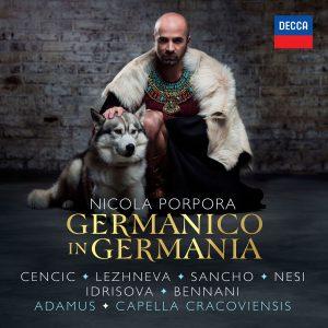 Germanico in Germania de Nicola Porpora