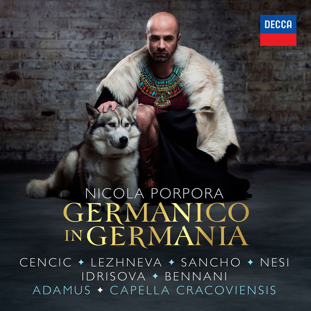 Germanico in Germania de Nicola Porpora