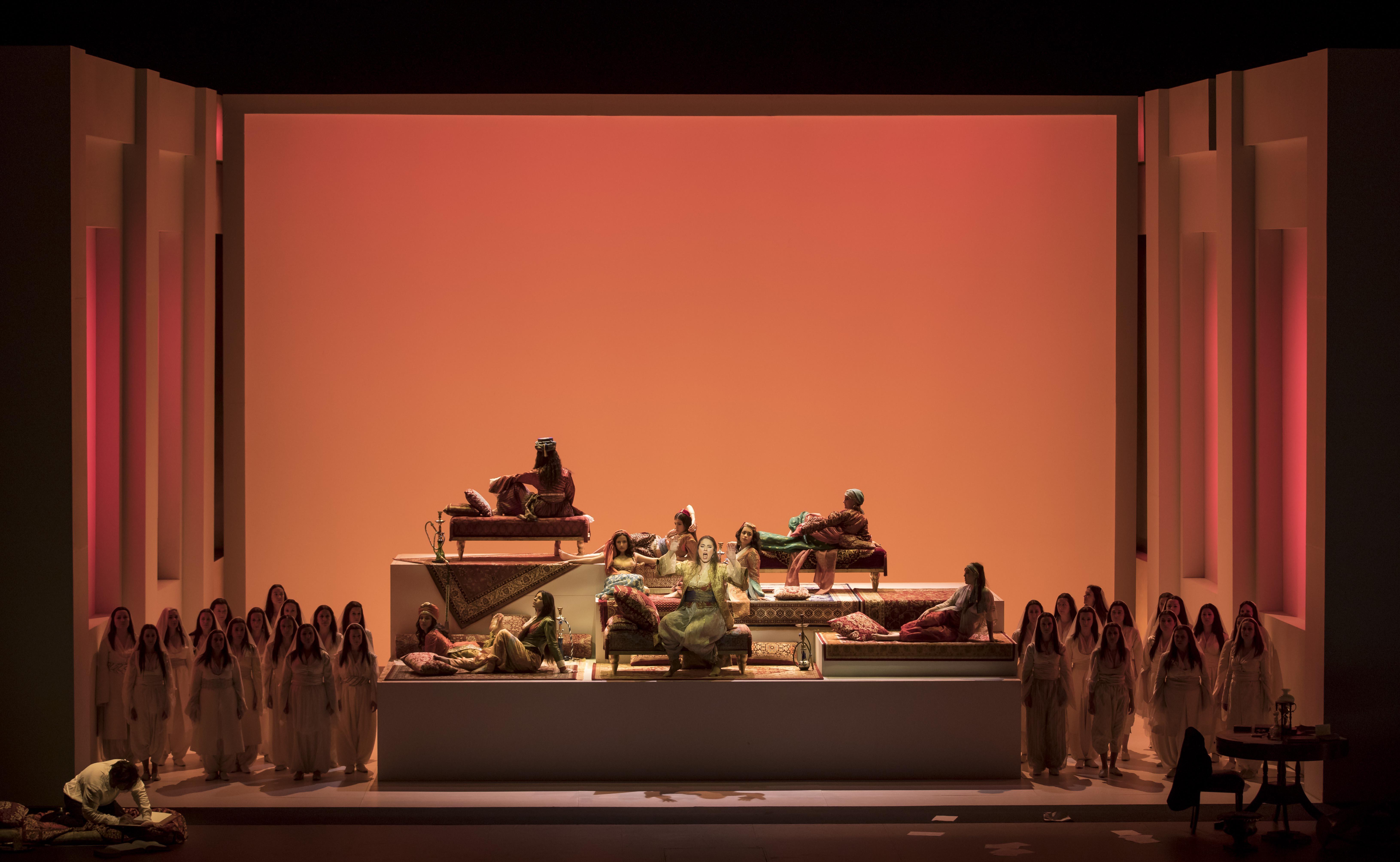 Il corsaro de Giuseppe Verdi Palau de Les Arts Foto: Miguel Lorenzo / Mikel Ponce