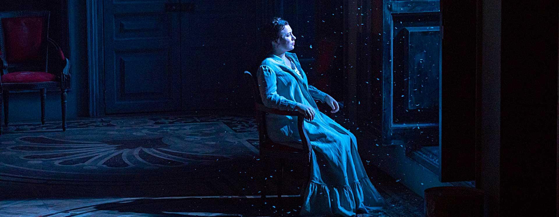 Eugene Onegin de Tchaikovsky en la Scottish Opera. Foto: James Glossop
