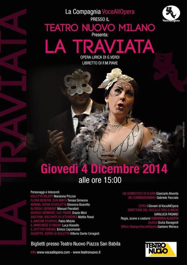 La Traviata di VoceAllOpera