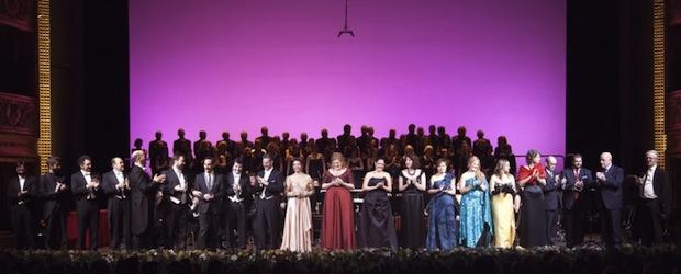 Amigos de la Ópera repite gala este año en el Teatro de la Zarzuela