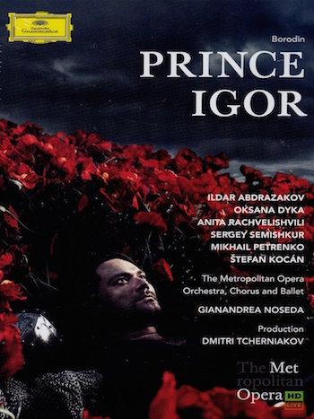 Crítica de DVD: el Príncipe Igor vuelve al Met