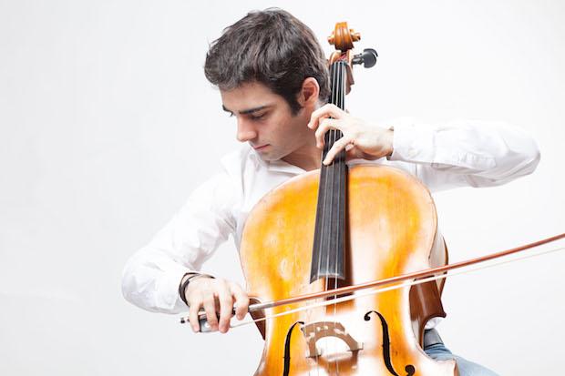 Tchaikovsky en un Stradivarius de 1696, interpretado por Pablo Fernández