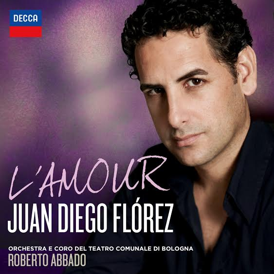 Flórez presenta en concierto su nuevo disco, «L′Amour»