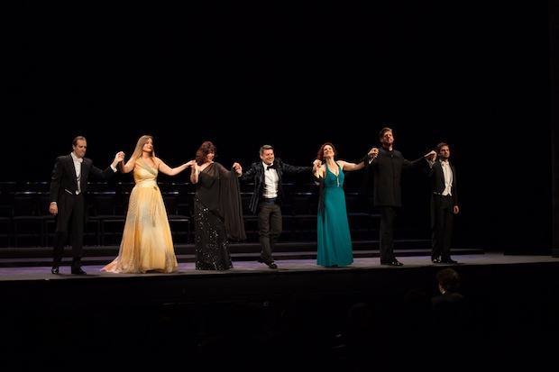 Crítica de la Gala de Amigos de la Ópera de Madrid