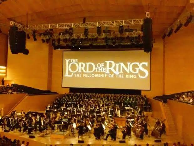 La OBC y el Señor de los Anillos: La comunidad del anillo