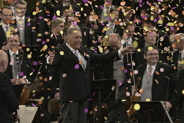 Concierto de Año Nuevo de la Filarmóncia de Viena 2015