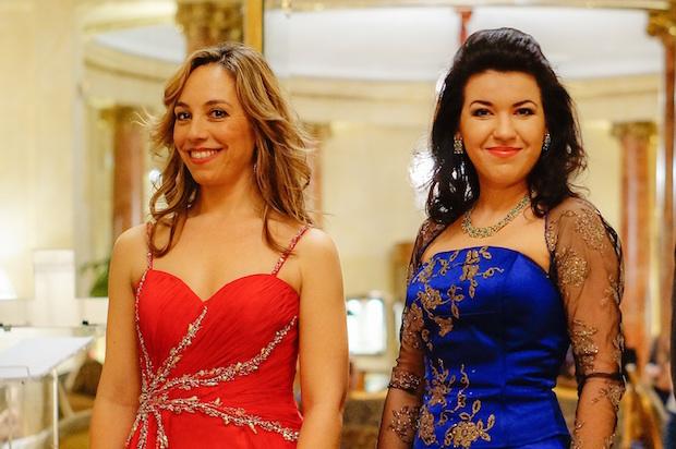 Amor y Desamor: concierto lírico en el Hotel Ritz de Madrid