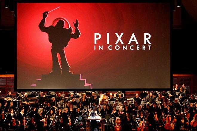Pixar in Concert con la OBC