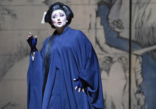 Madama Butterfly con María Ruiz: ha nacido una estrella
