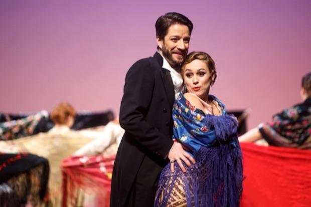 Crítica de Zarzuela!: The Spanish Musical, en Pamplona