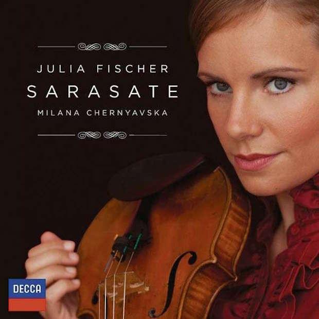 Julia Fischer interpreta a Sarasate con maestría y arte