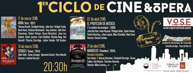 Amigos de la Ópera de Vigo programará tres óperas la próxima temporada