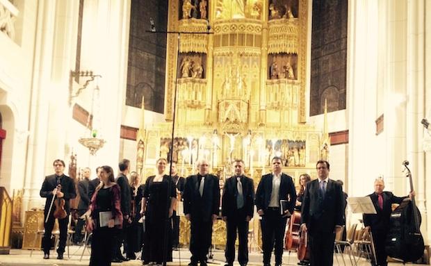 Crítica del Stabat Mater de Francisco Andrevi en Madrid