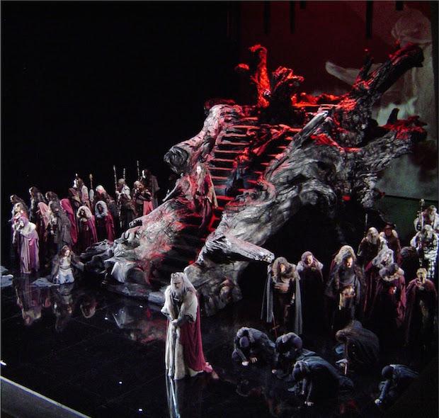 Una Norma muy fílmica en el Palau de Les Arts