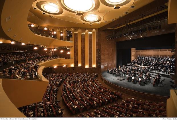 Nel segno di Čajkovskij prende il via la Stagione Concertistica 2015 del Teatro Lirico di Cagliari