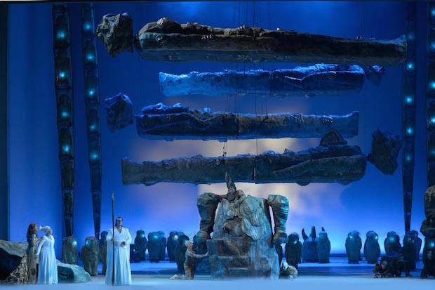 Das Rheingold en el Teatro Mariinsky II de San Petersburgo