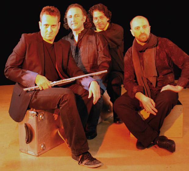 Crítica de la presentación del CD Impressions de Camerata Flamenco Project