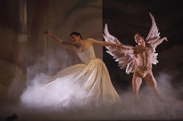 Crítica de Orfeo y Euridice en Toronto
