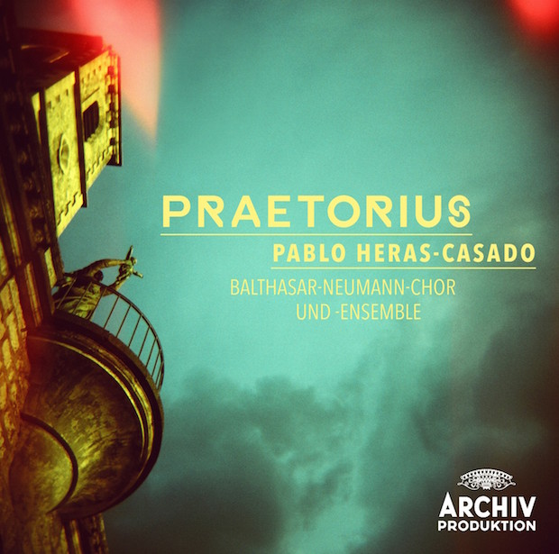 Praetorius, nuevo disco de Pablo Heras-Casado