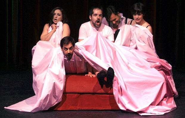 La ópera de 4 notas de Tom Johnson en los Teatros del Canal