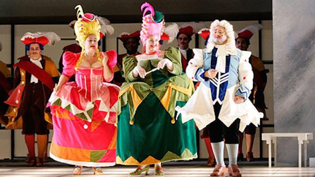 WNO presents a revival of Rossini's Cinderella (La Cenerentola)