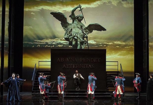 Tosca llega al Gran Teatro de Córdoba los días 24 y 26 de abril