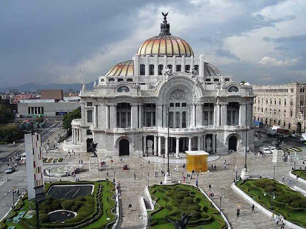 Mefístofeles en el Palacio de Bellas Artes de Mexico DF
