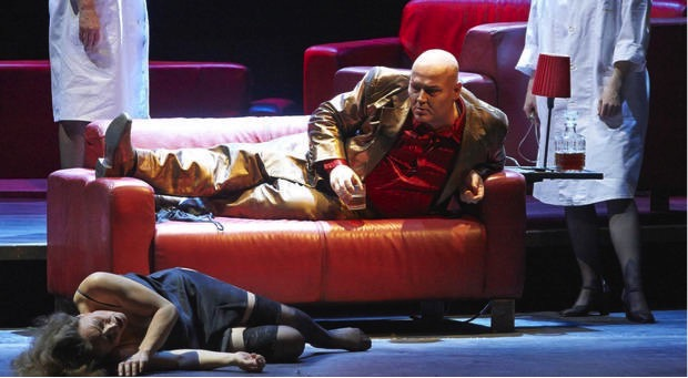 Parsifal en la Staatsoper de Viena