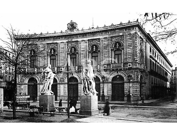 Aprobada la Comisión de Gobierno del bicentenario del Teatro Real