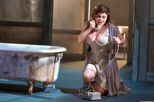 Il Segreto di Susanna y La Voix Humaine en la Ópera San Antonio