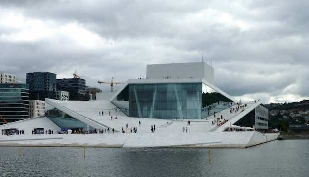 Announced the New Opera Season of the Norwegian National Opera in Oslo
