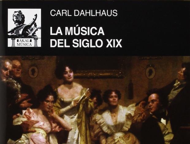Presentación de La Música del S.XIX de C. Dahlhaus
