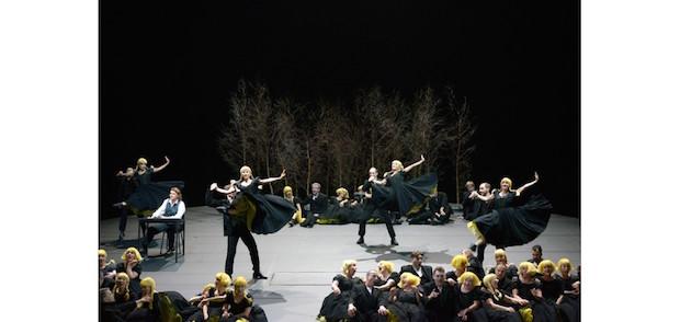 La Damnation de Faust en la Deutsche Oper de Berlín
