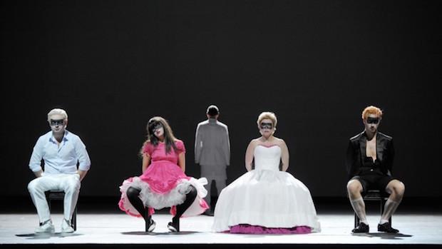 Die Entführung aus dem Serail en el Teatro Schiller de Berlín