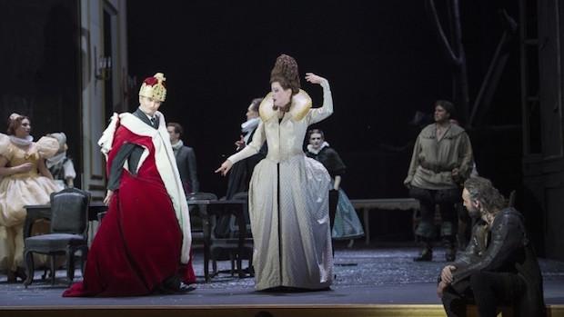Emma und Einhard de Telemann en Theater Schiller de Berlín